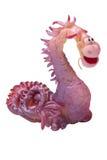 Dragón del mazapán imágenes de archivo libres de regalías