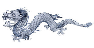 Dragón japonés libre illustration