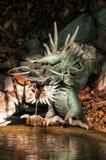 Dragón japonés Imágenes de archivo libres de regalías