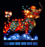 Dragón moldeado Imagenes de archivo