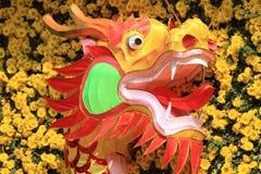 Dragón para la celebración del Año Nuevo Imagen de archivo libre de regalías