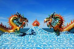 Dragón Phet Buri. Tailandia. Foto de archivo libre de regalías
