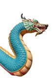 Dragón verde chino Imágenes de archivo libres de regalías