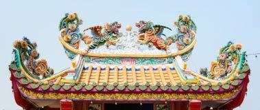 Dragões chineses Imagem de Stock Royalty Free