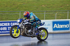 Drag bike Royalty Free Stock Images