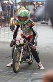 Drag bike Stock Image