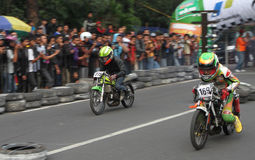 Drag bike Royalty Free Stock Images