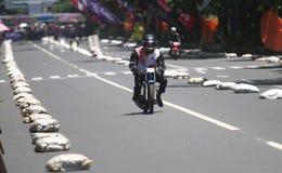Drag bike Royalty Free Stock Photo