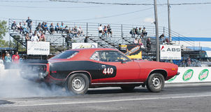 Drag car Royalty Free Stock Photos