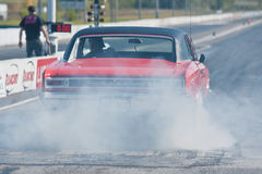 Drag car Stock Images