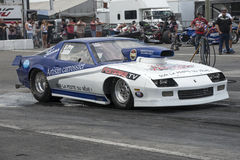 Drag car Royalty Free Stock Images