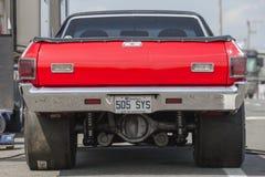 Drag car Stock Photography