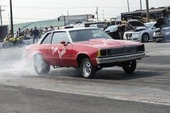 Drag racing Royalty Free Stock Photo