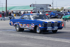 Drag racing Stock Images