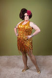 Drag Queen royalty free stock images