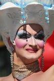 Drag queen Fotografia Stock Libera da Diritti