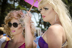 Drag Queens Stock Images