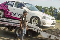 dDrag race srilanka Stock Photography