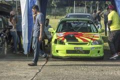 Drag race srilanka Stock Photography