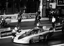 Drag Racecar Stock Image