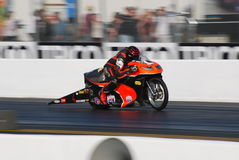 Drag Racing Bike Royalty Free Stock Image