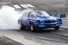 Drag racing Stock Image