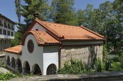 Dragalevtsi Monastery, Vitosha mountain Stock Photography