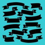 Dragen bandhand stock illustrationer