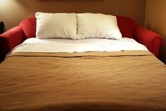 dragen sofa för underlag ut arkivfoton