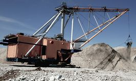Dragline Stock Photos