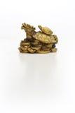 Dragón del dinero Fotografía de archivo libre de regalías