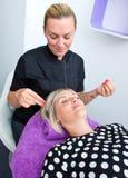 Dragning av hårborttagning Royaltyfri Foto