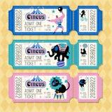 Dragning för cirkusdjur Royaltyfri Foto