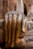 Dragningar i den Sukhothai nationalparken, Thailand: Wat Sri Chum Royaltyfri Fotografi