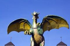 Drago Fotografie Stock