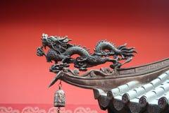 Drago asiatico tradizionale Fotografie Stock