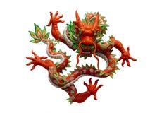 Dragão chinês Fotografia de Stock
