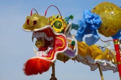 Drago cinese Immagine Stock Libera da Diritti
