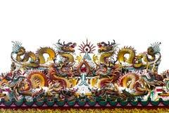 Drago cinese, Immagine Stock Libera da Diritti