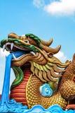 Drago cinese Immagini Stock Libere da Diritti