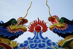 Drago cinese Immagine Stock