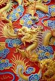 Drago cinese Fotografia Stock Libera da Diritti