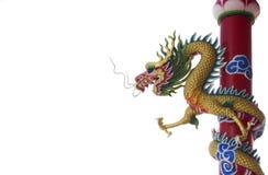 Drago cinese Fotografie Stock Libere da Diritti