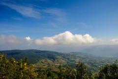 Drago-come la nube Fotografia Stock Libera da Diritti