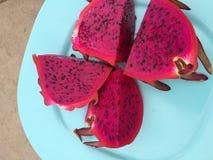 Dragão cor-de-rosa Imagem de Stock Royalty Free