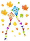 Drago di autunno Fotografia Stock Libera da Diritti