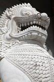 Drago di marmo Fotografia Stock Libera da Diritti