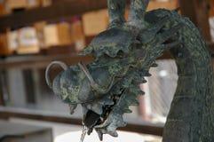 Drago giapponese Fotografie Stock Libere da Diritti