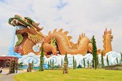 Drago gigante Fotografia Stock Libera da Diritti