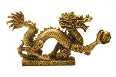 Drago imperiale Immagini Stock Libere da Diritti